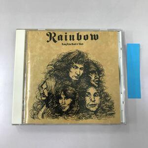 CD 中古☆【洋楽】RAINBOW