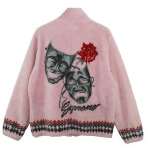 SUPREME  20SS Drama Mask Fleece Jacket ドラママスクフリースジャケット 商品番号:8056000074697