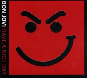 ◆◆BON JOVI◆HAVE A NICE DAY 国内初回限定盤 ボン・ジョヴィ ハヴ・ア・ナイス・デイ スペシャル・エディション CD+DVD 即決 送料込◆◆