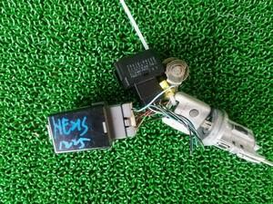 スズキ ラパン HE21S HF21S キーシリンダー キーレス  キーレスレシーバー セット