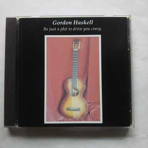 ゴードン・ハスケル/Its Just A Plot To Drive You Crazy(Gordon Haskell、キング・クリムゾン、King Crimson)