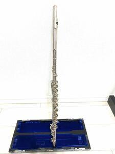【ムラマツフルートにて有償点検済み】Muramatsu Flute ムラマツ フルート EXⅢ EXCC 村松フルート