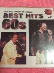 BEST・HITS 60s 懐かしの洋楽名曲集 CD