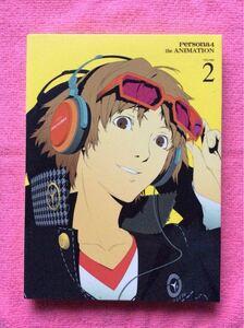 ペルソナ4 ・2巻 PERSONA4the ANIMATION NO2 Blu-ray