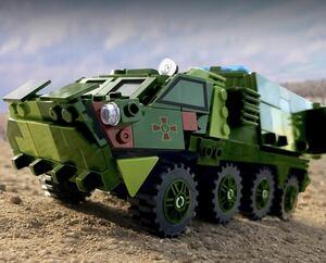 戦車 タンク ミニフィグ レゴ 互換 LEGO 互換 テクニック フィギュア 野戦救急車