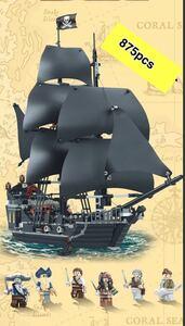 即納 パイレーツオブカリビアン ブラックパール号 ミニフィグ レゴ 互換 LEGO 互換 テクニック フィギュア