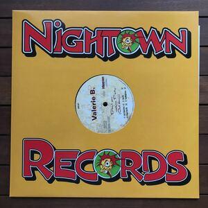 ●【eu-rap】Valerie B / Don't You Wanna Party (Get Down)[12inch]オリジナル盤《1-4》nightown レーベル《4-1-39》