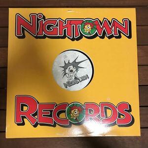 ●【eu-rap】Valerie B. / Don't You Wanna Party (Get Down)[12inch]nightown レーベル オリジナル盤《3-2-1》