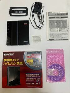 BUFFALO WZR-HP-G300NH Wi-Fi 無線LAN親機 バッファロー 無線LAN 無線LANルーター