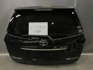 ★NZE141G トヨタ カローラ フィールダー 1.5Xエアロツアラー 平成22年 純正 バックドア リアゲート M2L3 209 ブラックマイカ★