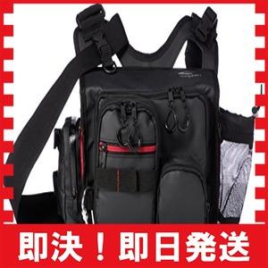 *^V черный Shimano (SHIMANO)sefia искусственная приманка на кальмара сумка на плечо рыбалка XT BS-211