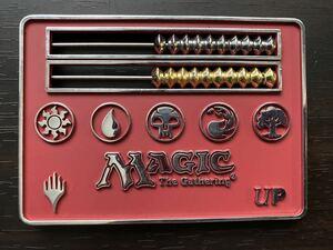 MTG★そろばん型ライフカウンター 赤★/日本語/MAGIC:The Gathering/マジック:ザ・ギャザリング/送料\180で即発送!/状態良好!