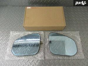 unused after market Manufacturers unknown AGH30W Alphard Vellfire door mirror blue lens sequential winker built-in left right immediate payment shelves H-1