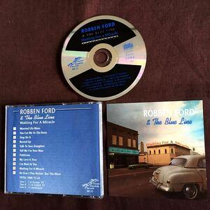 ro Ben * Ford / urban * блюз /jaji-& сочный / темно синий временный * блюз * гитара / высококачественный звук запись / редкость источник звука / Live /75 минут сбор /1993 год