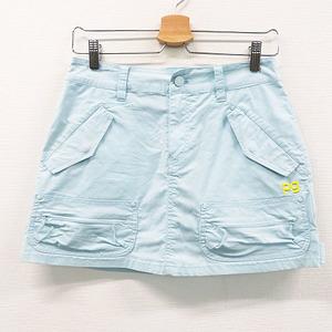 【1円】PEARLY GATES パーリーゲイツ ストレッチスカート ブルー系 1 [240001436858] ゴルフウェア レディース