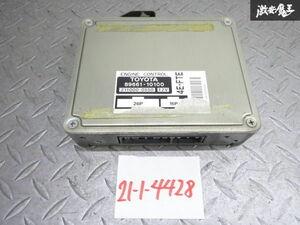 保証付! トヨタ 純正 EP82 スターレット 後期 4E-FTE MT ターボ エンジンコンピューター 89661-10100 実働車外し ECU CPU 即納 棚7-3