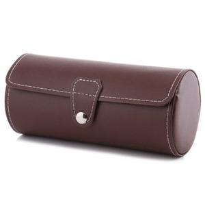 ◆最安にします◆ 腕時計 ケース 持ち運び 携帯 お出かけ イベント 収納 箱 バッグ トラベル ポーチ 指輪 アクセサリー ボックス AT11712
