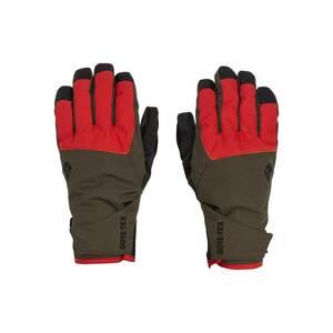 VOLCOM ボルコム J6852104RED メンズ Sサイズ スノーボード グローブ GORE-TEX Glove ゴアテックス 赤色 ヴォルコム 新品 即決 送料無料