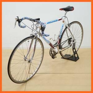 【ロードバイク】カレラ CARRERA COLUMBUS コロンバスEL フレーム 550㎜ / KEVLAR AVOCET 02 サドル / フレームセット