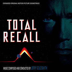 """▼ ▲ """"Total recall"""" ▼ ▲ <limited / sold out · 2-sheet set new item not opened> ▼ Jerry Gold Smith"""