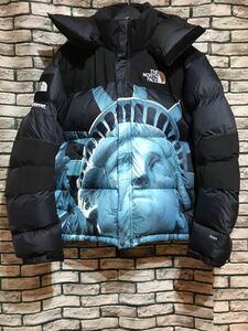 SUPREME×THE NORTH FACE シュプリーム×ザ・ノースフェイス★19AW Statue of Liberty Baltoro Jacket 自由の女神バルトロダウンジャケット
