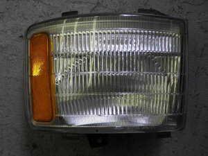 r312-3-60-4 ★ 三菱 ふそう スーパーグレート 純正 ポジションランプ 右側 運転席側 H16年 KL-FP54JD
