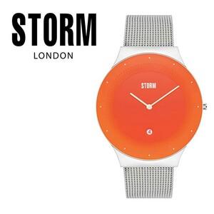 【正規販売店】STORM LONDON(ストームロンドン)TERELOT 時計 腕時計 47391R オレンジ メンズ