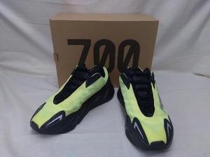 adidas YEEZY 700 MNVN FY3727 アディダス イージー  スニーカー  蛍光イエロー サイズ表記27.0cm 通年 オールシーズン
