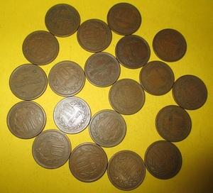 ★10円青銅貨《昭和26年》 20枚  普通品