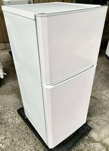 福岡市内送料無料 17年製 121L 2ドア冷凍冷蔵庫 Haier ハイアール JR-N121A-W 白 小型 右開き 一人暮らし用 単身 学生