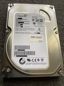 SEAGATE ST500DM002-1BD142 【使用時間11783時間】⑦ 3.5インチHDD/500GB/7200rpm/cash16MB/SATA600