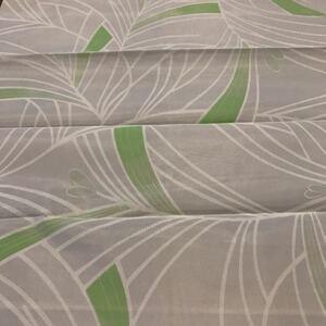21 布 生地 着物 ハギレ 布 薄い 緑
