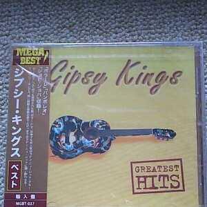 CD MEGA BEST ジプシーキングス ベスト 輸入盤 ボラーレ バンボレオ ジョビジョバ など