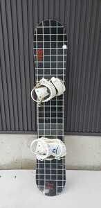 Burton バートン スノーボード iDiom 154cm