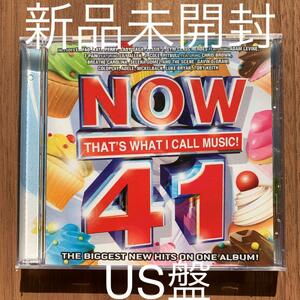 NOW THAT'S WHAT I CALL MUSIC 41 US盤 新品未開封