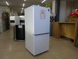 1401 SHARP シャープ 2019年 2ドア冷蔵庫   冷蔵庫 冷凍庫 一人暮らし 白 リサイクルR 中古 宇都宮 現品確認できます。