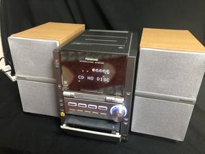 Panasonic パナソニック CD/MD コンポ ステレオ システム SA-PM77MD ジャンク