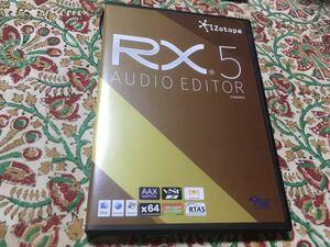 [ не использовался * не регистрация внутренний стандартный импортные товары ]iZotope RX5 Audio Editor Professional . выбрать аудио ремонт tool