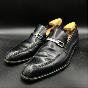KENFORD REGAL ケンフォード リーガル レザー ビジネスシューズ ローファー メンズ 25cm ブラック 黒 革靴 シューズ 日本製