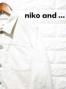 niko and... ニコアンド Gジャン デニムジャケット SS1535