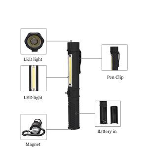 多機能LEDワークライト・黒(ケース付き)新品未使用品