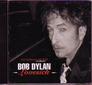 送料込即決 ボブディランCD「LOVESICK/VICTORIA'S SECRET Exclusive BOB DYLAN」2004年編集米アメリカ輸入盤日本未発売中古