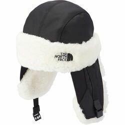 ノースフェイス THE NORTH FACE Lサイズ 帽子 ウール フロンティア キャップ Wool Frontier Cap ブラック NN41803 K フライトキャップ