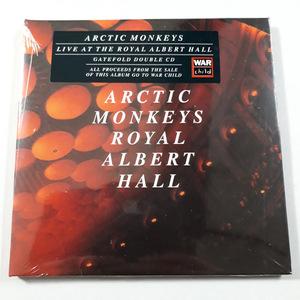 送料無料! アークティック・モンキーズ Arctic Monkeys Live at the Royal Albert Hall 2CD 輸入盤CD 新品・未開封品