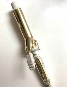 クレイツ ヘアアイロン 32mm 海外兼用 コテ カールヘアアイロン