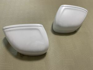 [ beautiful goods, free shipping ] present XC60 UB/UD original mirror cover crystal white pearl (707) VOLVO