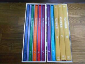 [DVD] 青の祓魔師 完全生産限定版 全10巻 BOX2個付き   岡本信彦  福山 潤