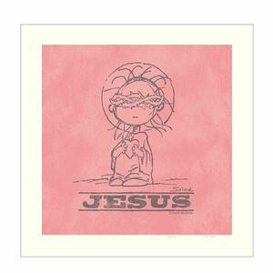 Takashi Murakami × SAINT M×××××× 版画 THE CHILD(Silkscreen) シルクスクリーンサイン入り SAINT MICHAEL セントマイケル 村上隆