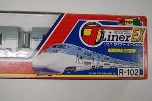 B ジェイライナー イーエックス ダイヤペット JR 2階建新幹線MAX 3両 R-102 音+光 Diapet J LinerEX