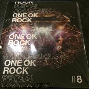 ONE OK ROCK PRIMAL FOOTMARK#8 プライマルフットマーク ワンオク